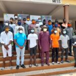Zeal Environmental Technologies Limited Pays GH¢30,000 Fines For 15 Inmates In Sekondi Prison
