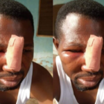 Angry JHS Student And His Gang Attack Teacher Over Homework